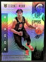 Terance Mann Rookie 2019-20 Illusions Clippers