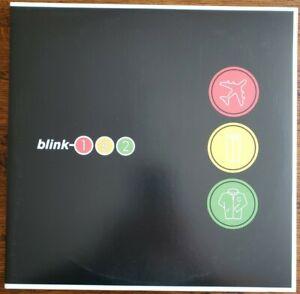 Blink 182 - Take Off Your Pants And Jacket 2LP 2013 Yellow/Orange SRC Vinyl Rare