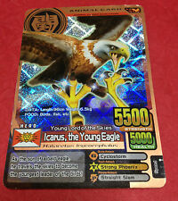 Animal Kaiser English Brown Icarus,the Young Eagle evo.1 A-009
