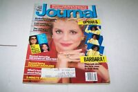 MARCH 1988 LADIES HOME JOURNAL magazine BARBARA WALTERS