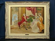 Canadian Anne Marie Matte Desrosiers Le Collier Painting
