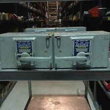 QMB3606 Square D Twin Fusible Switch 60A 3P 600V