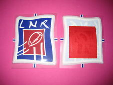 Patch LNR TOP 14 rugby officiel LEXTRA stade francais toulouse