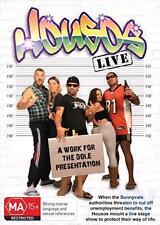 Housos - Live (DVD, 2012) Brand New  Region 4