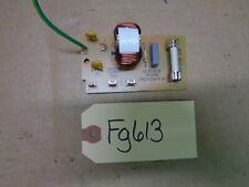 Genuine OEM W10422269 Whirlpool Microwave Noise Filter -  FG613