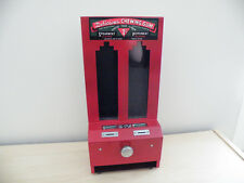 1980's-ish RED Continental Gum of Canada Penny Stick Vending Machine with Key