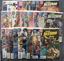 Young Justice Odd Lot Of Comics, Robin, Impulse, Wonder Girl