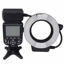 Mcoplus MK-14-EXT E-TTL Macro TTL ring flash AF assist lamp For Canon Camera