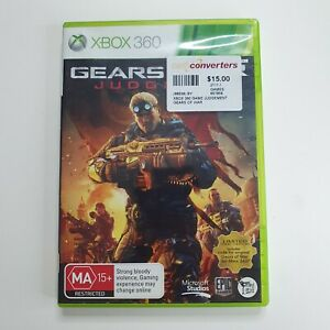 Gears of War Judgement Xbox 360 Game - No manual - FREE POST