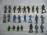 MARX  WW2 /POST SAILORS ARMY    LOT #2 DEAL -PLASTIC FIGURES-L@@K!!