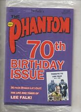 PHANTOM ANNUAL 70TH BIRTHDAY ISSUE (No 1438) IN FACTORY SEALED BAG