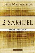 MacArthur Bible Studies: 2 Samuel : David's Heart Revealed by John F....