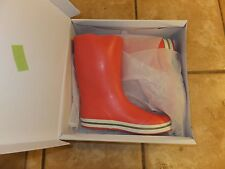 NEW in Box Havaianas Women's Rain Boots US Size 6.5 PINK 10 Inch High NEW
