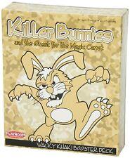 Wacky Khaki Booster Killer Bunnies Quest For The Magic Carrot PLE48100 Playroom