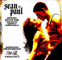 Give It Up To Me - Sean Paul ft. Keyshia Cole - CD Single