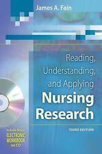 Reading, Understanding, and Applying Nursing Research (Fain, Reading, Understand