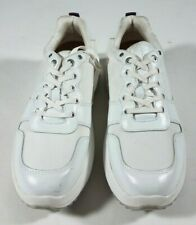 EYTYS White Leather Nylon JET Sneakers Shoes