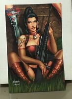 Notti & Nyce #8 Shah Nice Variant (Counterpoint Comics 2015) Limited NM