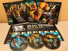 CORE DE FORCE MIXED WORKOUT MARTIAL ARTS DVD BOX SET FITNESS CHRISTMAS PRESENT N