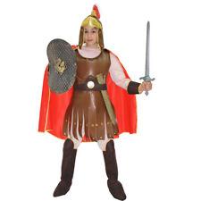 bambini libro settimana GRECO Soldato Roman WARRIOR Boy Bambino ragazzi Costume
