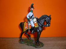 DELPRADO CAVALIER DE L EMPIRE = HOMME DE TROUPE CHASSEUR AUTRICHIEN 1800 - JAGER