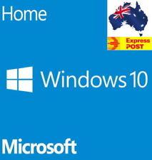 Microsoft Windows 10 64-bit