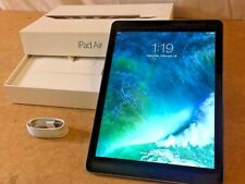Apple iPad Air 1 32GB WiFi Cellular 9.7in Space Gray Excellent Condition USA iOS
