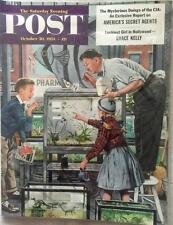 The Saturday Evening Post October 30, 1954 - FULL MAGAZINE