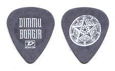 Dimmu Borgir Gray Guitar Pick - 2004 Tour