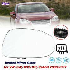 Right Side Mirror GlassFor VW JETTA MK5/PASSAT B6 2006-2011 Heated Backing Plate