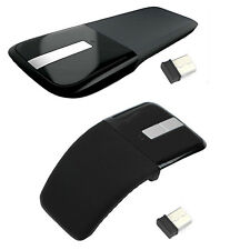 Arc Touch Wireless Home Office Optical Mouse Mice USB for PC, Microsoft Surface!
