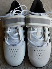 Adidas Adipower Weightlifting / crossfit Shoes size 8 - White M25733 deadstock