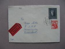AUSTRIA, expresse cover 1962, ao Mozart composer