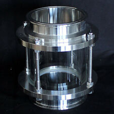 "4"" Column Sight Glass with Clamp and Gasket"