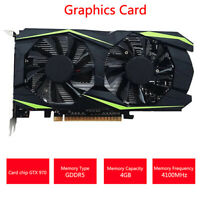 Gaming Computer Graphics Card GTX970 4GB DDR5 128Bit Video Graphics Card Desktop