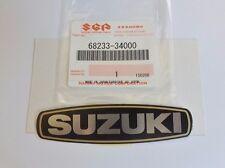 SUZUKI GT185,380,500,550,A100 OEM 68233-34000 CONTACT BREAKER CAP EMBLEM 00-120