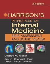 Harrison's Principles of Internal Medicine Board Review (PRETEST HARRISONS PRIN