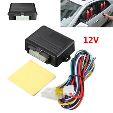 Universal 12V 4-Door Car SUV Automatic Window Closer Security Power Roll-Up Kit