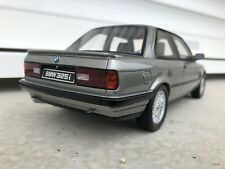 RARE OttoMobile 1:18 - BMW E30 325i Coupé Phase 2 grey - OT571 LTD Otto Models