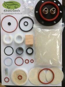 Land Rover Range Rover Dunlop Air Suspension Compressor Master Repair Kit