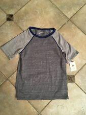 NEW Tucker + Tate Grey/Blue baseball style t-shirt (8/10)