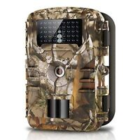 Trail Camera Full HD 1080P Hunting Game Camera 940nm Motion Activated Waterproof