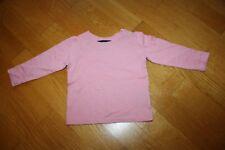 Girls Rosa Ralph Lauren a maniche lunghe T Shirt-Età 18 mesi