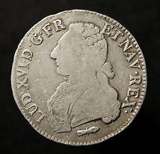 Frankreich, Ludwig XVI., Ecu aux branches d'olivier 1785 Q, Perpignan