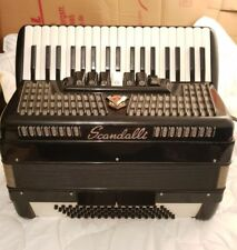 Akkordeon Scandalli 80 Bass Accordion Fisarmonica Harmonika Hohner Paolo Soprani