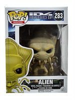 Funko Pop Vaulted Alien 283 Independence Day Movies Collectible Vinyl Figure New
