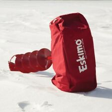 NEW Eskimo 69811 Power Head Cover Protect Gas Ice Fishing Augers Accesory Jiffy