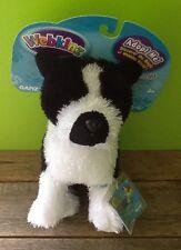Webkinz By Ganz Boston Terrier Hm173 Black White Sealed Code Stuffed Plush Toy