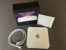 Apple Time Capsule 802.11n Wi-Fi Hard Drive 500GB Used Tested Works! MB276LL/A