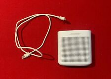 Bose SoundLink Color II Bluetooth Wireless Speaker Portable 2 White Used